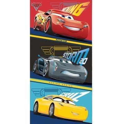 Cars 3 strandlaken 70x140