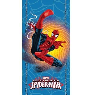 Spiderman strandlaken 70x140