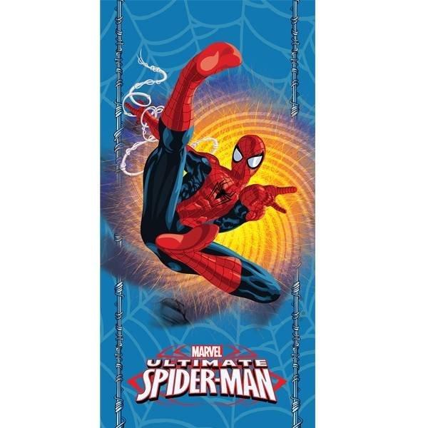 Spiderman strandlaken 70x140