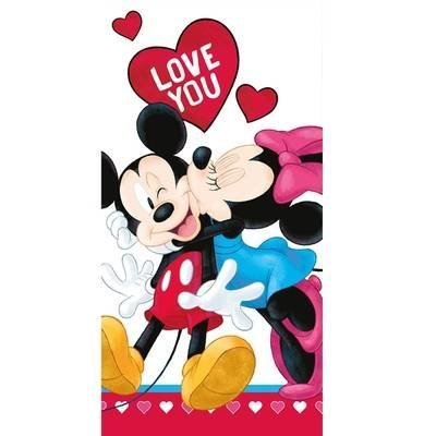 Minnie Mouse strandlaken 70x140