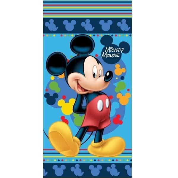 Mickey Mouse strandlaken 70x140