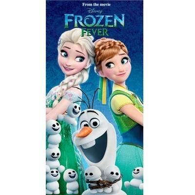 Frozen Fever strandlaken 70x140