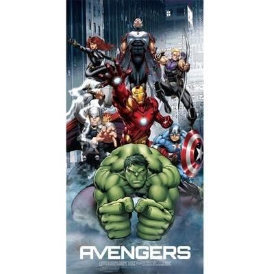 Avengers strandlaken 70x140