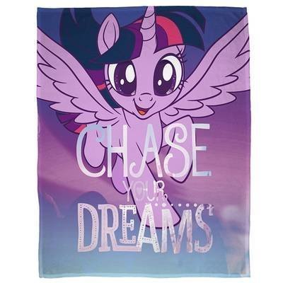 My Little Pony - Fleece plaid 100x150 - Chase your dreams