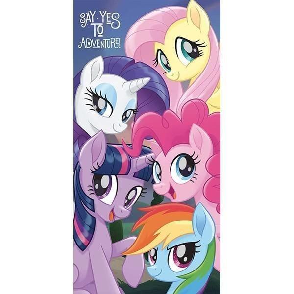 My Little Pony strandlaken 70x140
