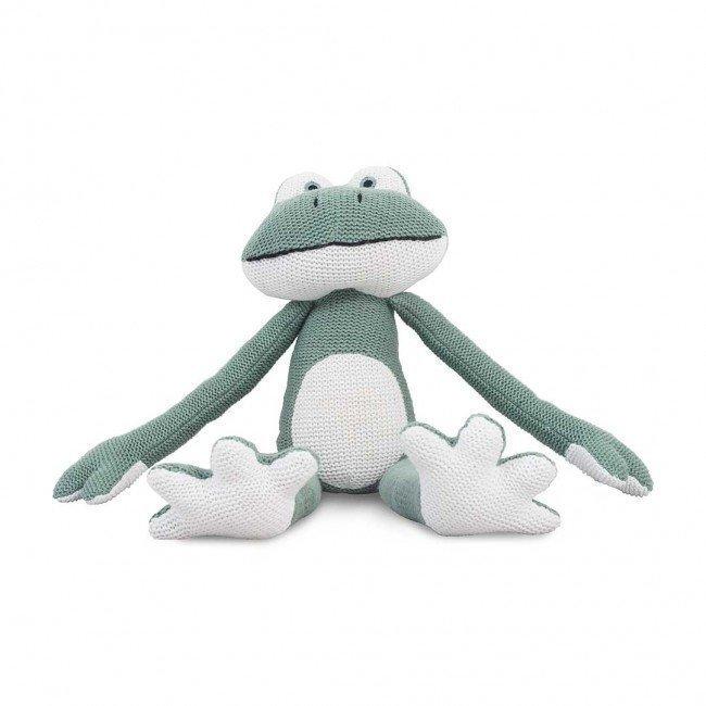 Frog Knuffel - Groen