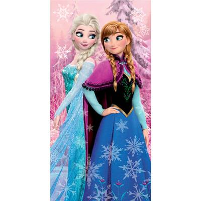 Frozen strandlaken 70x140 - Sisters