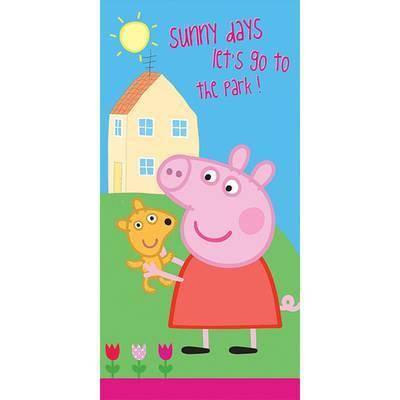 Peppa Pig strandlaken 70x140