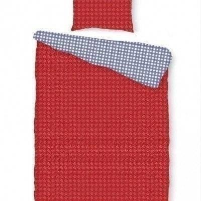 Femke peuter dekbedovertrek 120x150 rood