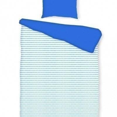 Billie peuter dekbedovertrek 120x150 blauw-kobalt