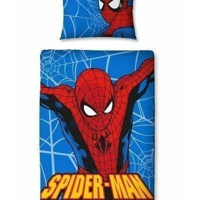 Spiderman peuter dekbedovertrek 120x150 Parker