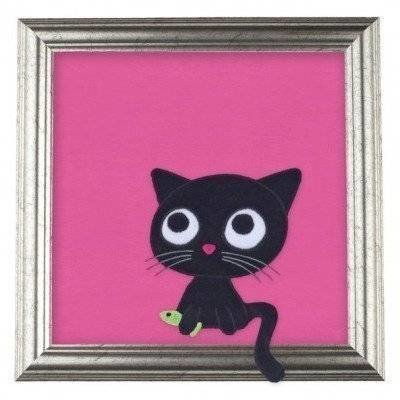 Wooden frame Conny Kitten