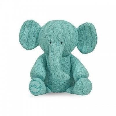 Knuffel Cable elephant jade