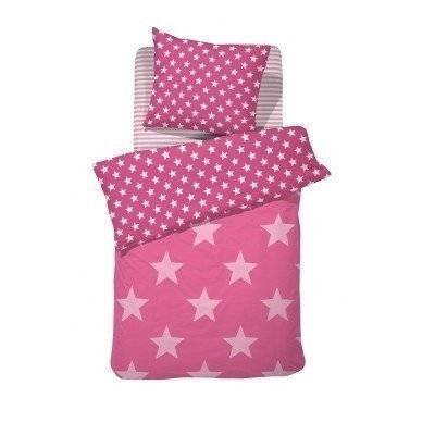 Starville peuter dekbedovertrek 120x150 pink