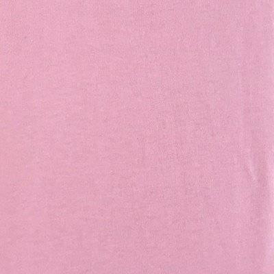 Hoeslaken 70x150 roze jersey