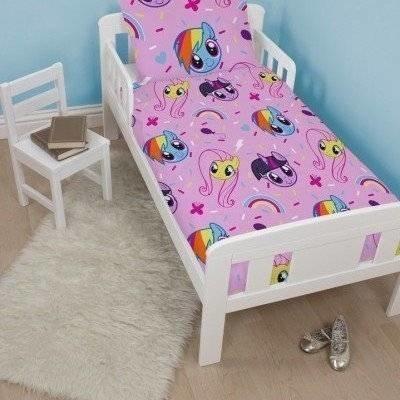 My Little Pony peuter dekbedovertrek 120x150