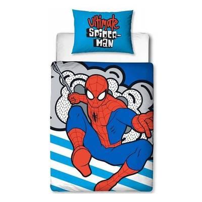 Spiderman peuter dekbedovertrek 120x150 Hang