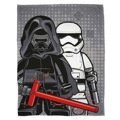 Star Wars Lego - Fleece plaid 100x150