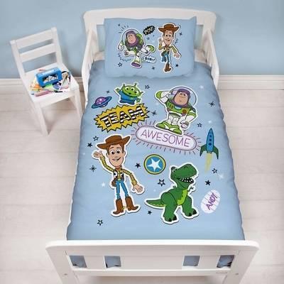 Toy Story peuterdekbedovertrek 120x150