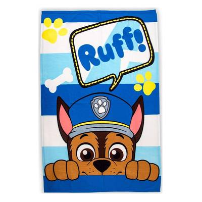 Paw Patrol - Fleece plaid 100x150 - Peek