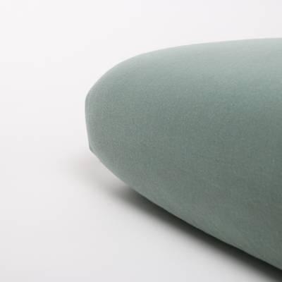 Jersey hoeslaken 70x150 - Groen - Nappiez