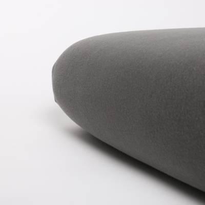 Jersey hoeslaken 70x150 - Grijs - Nappiez