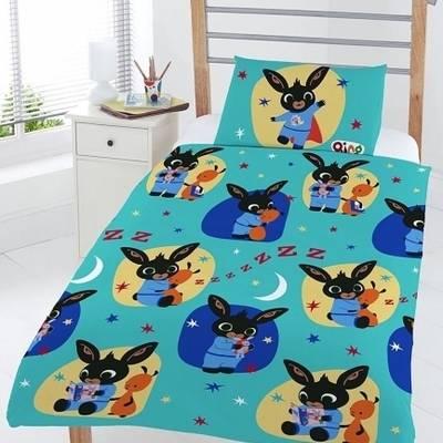 Bing Bunny peuterdekbedovertrek 120x150